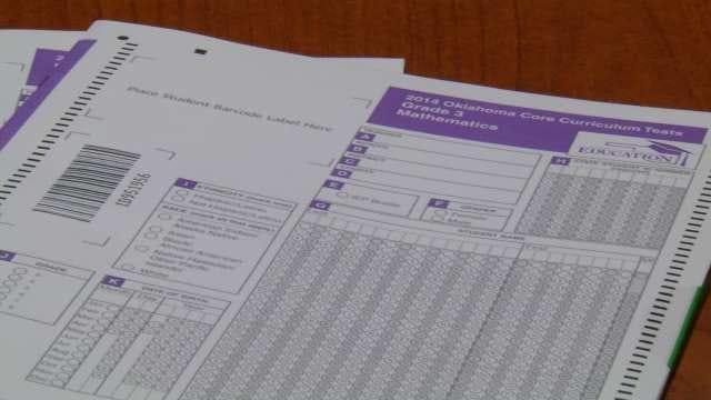 Oklahoma Schools Prepare For Core Curriculum Tests