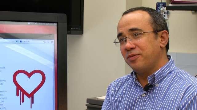 Heartbleed Bug Putting Oklahomans' Online Information At Risk