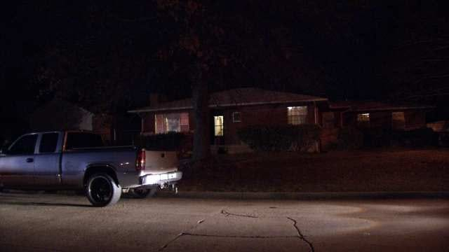Tulsa Police: Open Front Door Leads To Armed Robbery In House