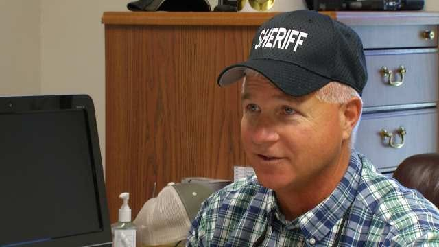 Pittsburg County Sheriff Preaches Safety After 12 Year Old Killed By B.B.Gun