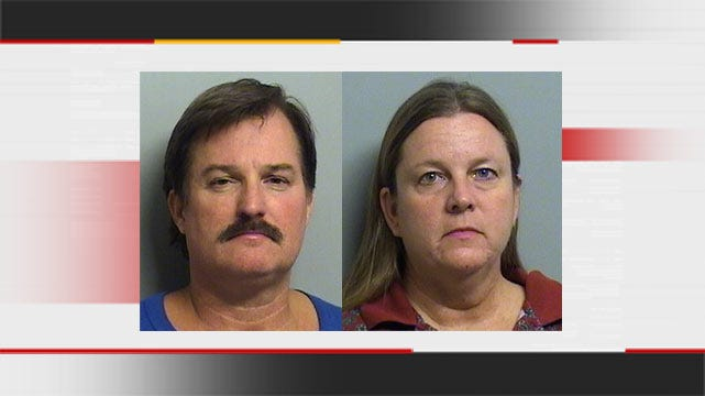 Two Tulsa Police Officers Arrested After Fatal Shooting Of Daughter's Boyfriend