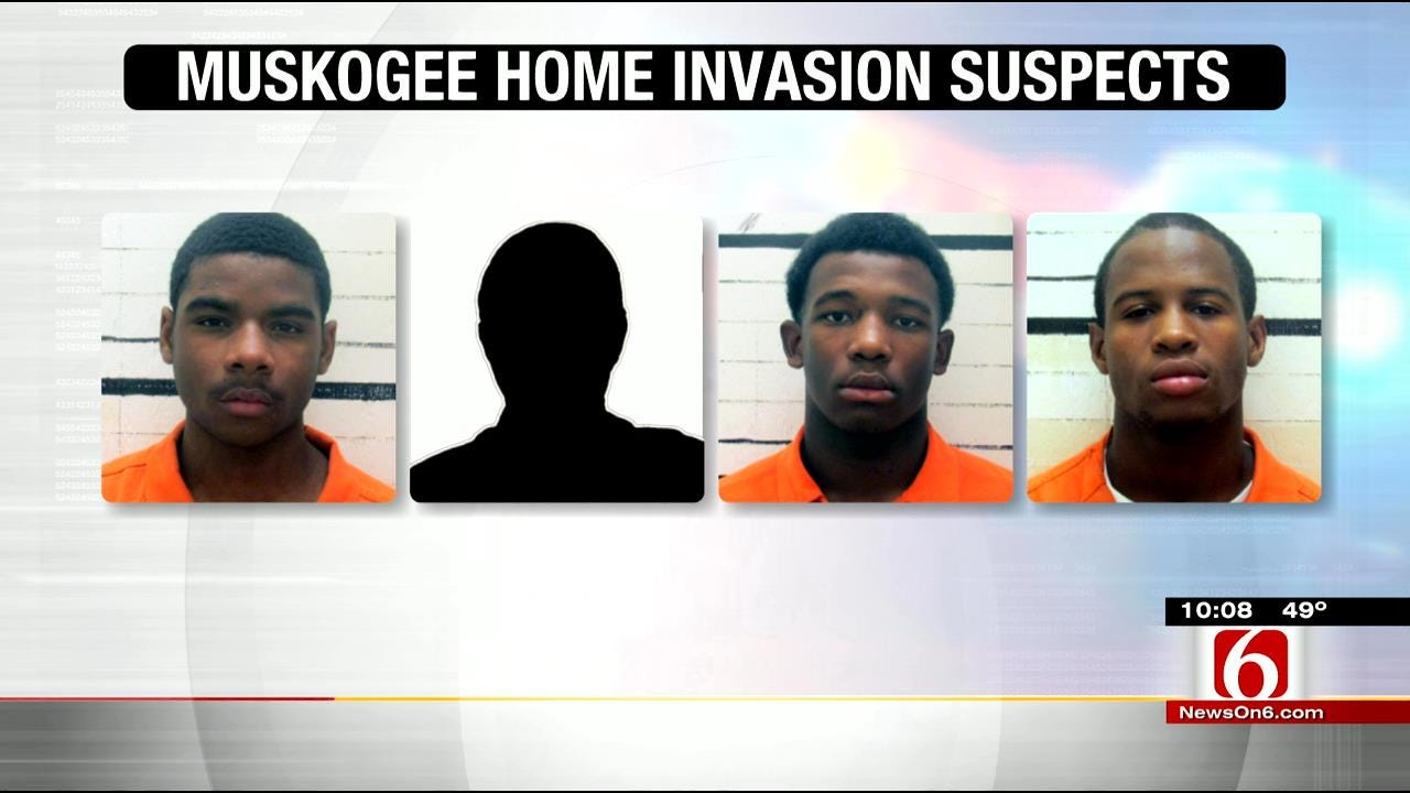 Muskogee Police Arrest Teens For Attack, Robbery Of Elderly Woman