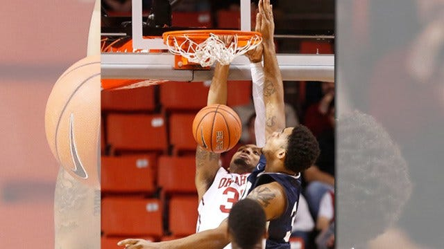 Men's Basketball: ORU Gets Crushed By OU