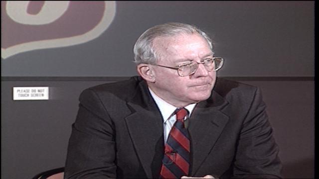 Former Chairman, CEO Of Phillips Petroleum C.J. 'Pete' Silas Dies