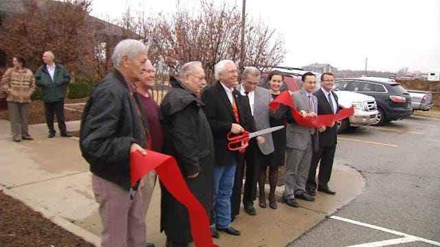Cherokee Nation Opens New Tag Office In Catoosa