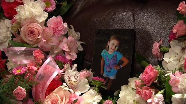 Older Sisters Of 8-Year-Old Fire Victim Remember Their 'Angel'