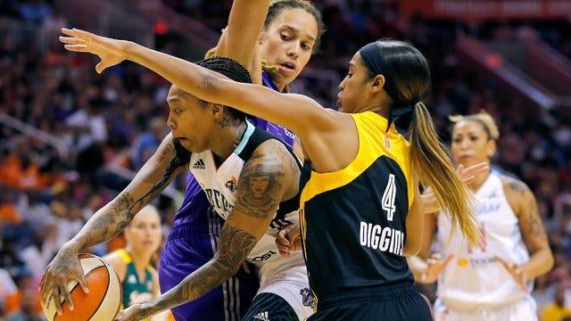 WNBA Announces 2015 Rule Changes