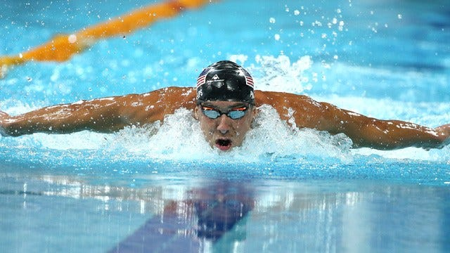 18-Time Gold Medalist Swimmer Michael Phelps Pleads Guilty To DUI