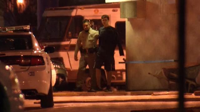 Teen Murder Suspects Being Held In Tulsa Jail