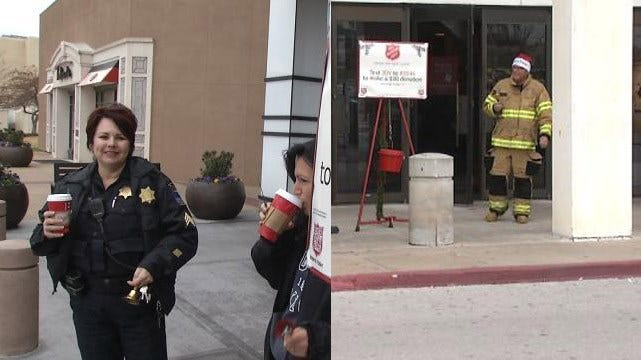 TPD, TFD Compete For Best Bell Ringer Title