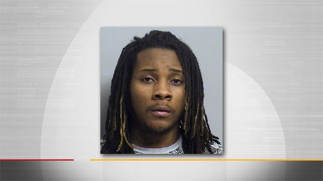 Tulsa Police Use 'Bait' Car To Arrest Theft Suspect