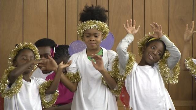 Thieves Can't Stop Christmas Program At North Tulsa Church