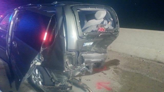 Wreck On U.S. 412 Sends Woman, 2 Kids To Hospital
