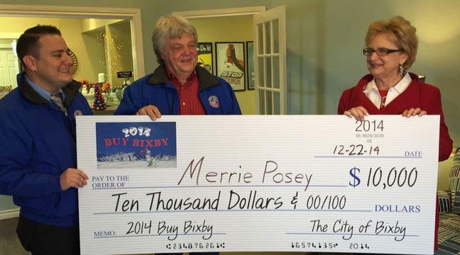 'Buy Bixby' Winner Claims $10K Prize