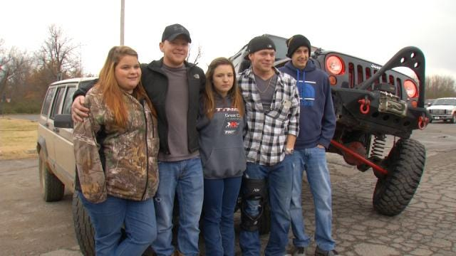 Several Honor Life Of Catoosa Man Killed During Oil Rig Explosion