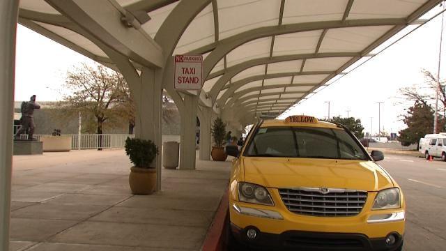 Falling Gas Prices Putting Brakes On Tulsa Cab Drivers
