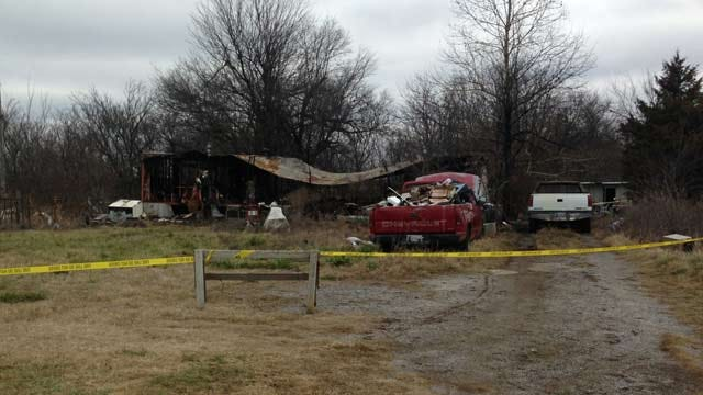 Oologah Man Dies After Being Pulled From Burning Mobile Home