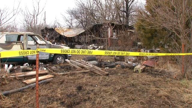 Oologah Man Killed In Mobile Home Fire, Family Heartbroken