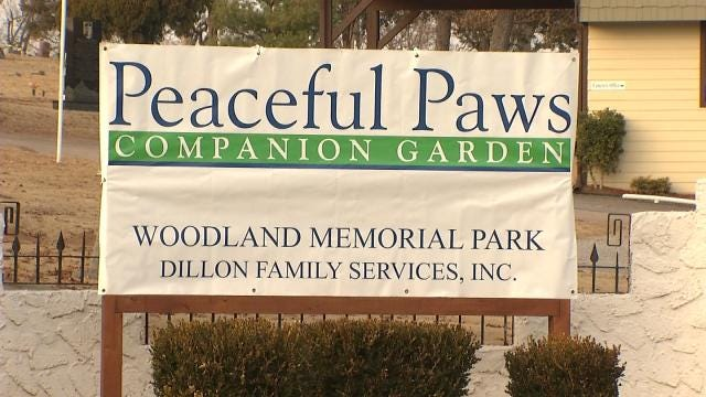 Local Cemetery Allows Pets, Owners To Be Buried Together