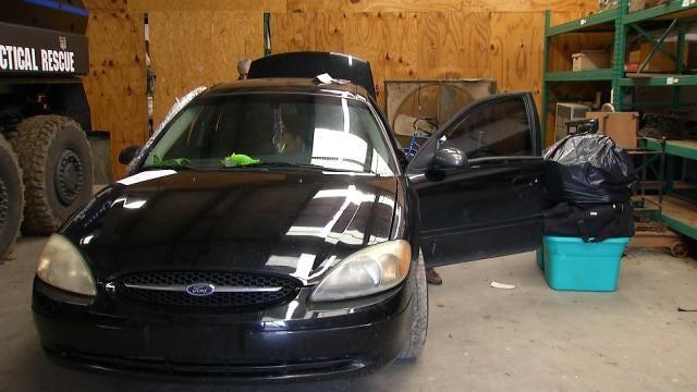 Bartlesville Police Make Third Arrest In Car Burglary Ring