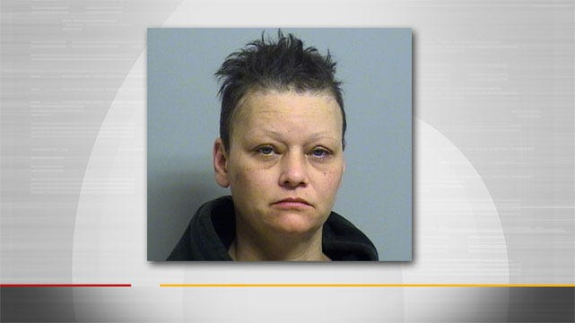 Glenpool Woman Arrested For Domestic Assault, Christmas Day Stabbing