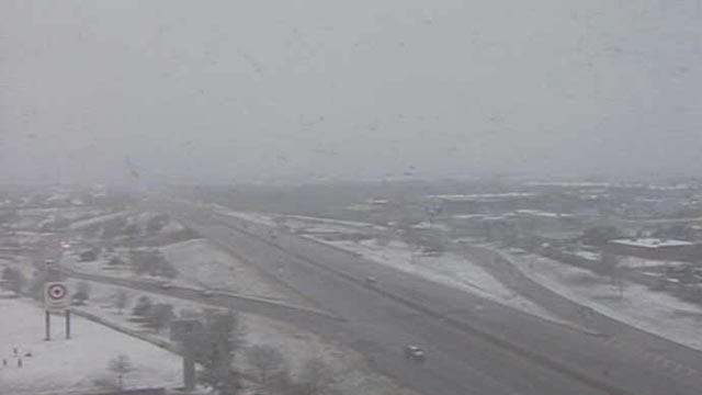 Keep Track Of The Snow With The News On 6 Osage SkyCam Network