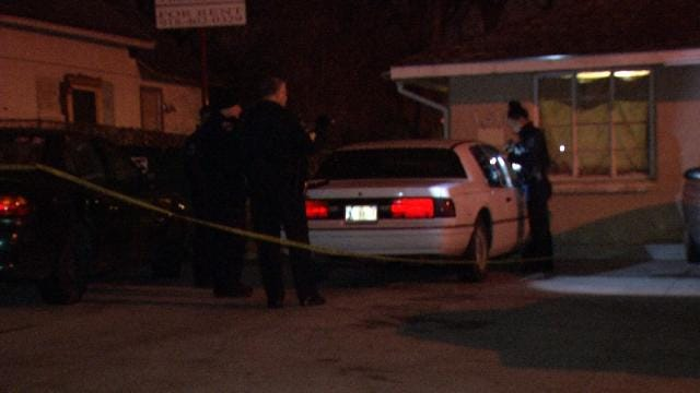 Police: Woman Shot In Possible Tulsa Drug Deal