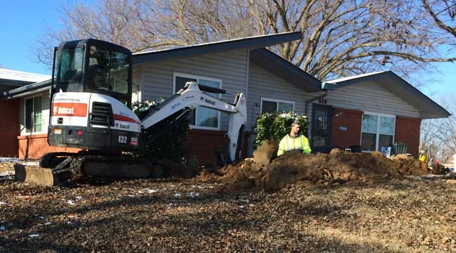 Families Displaced By Sand Springs Gas Leak