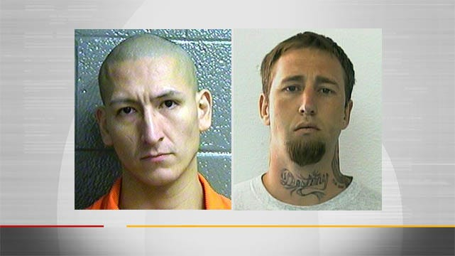 Oklahoma Prison Escapees Captured By Off-Duty Deputy, Report Says