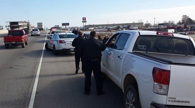 Theft Victim's Son Spots Stolen Trailer On Interstate 44 In Tulsa