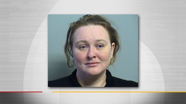 Tulsa Woman Booked For DUI, Assault On Deputy