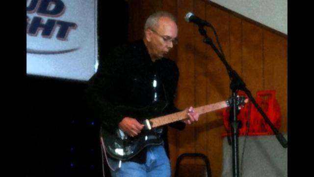 Tulsa Woman: Thieves Stole More Than Guitars, Took Husband's Spirit