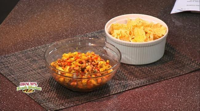 Black-Eyed Pea Pineapple Salad