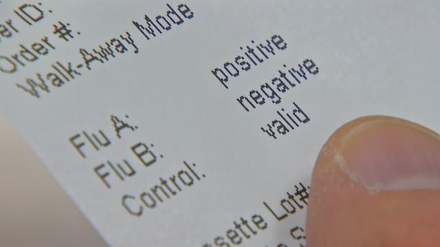 CDC: Flu Outbreak Reaches Epidemic Level