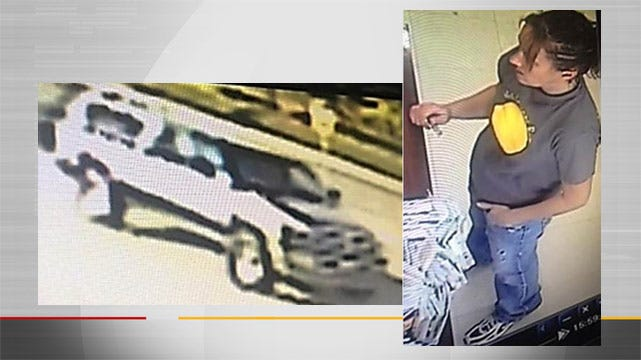 Police Release Photos In West Tulsa Burglaries