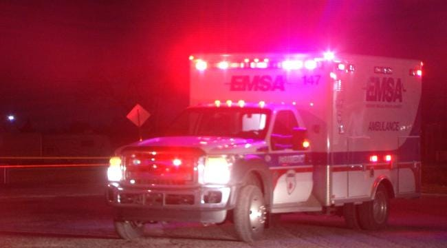 Tulsa Man Wounded In Home Invasion