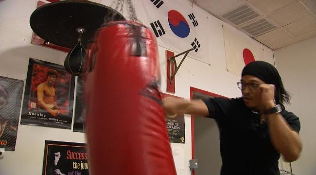 Oklahoma Trainer To The Stars Gives Exercise Tips