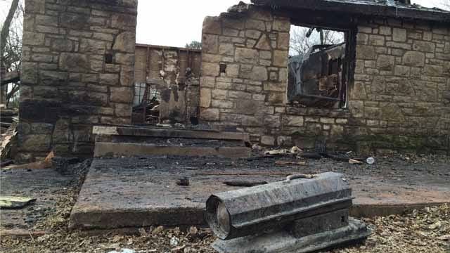 Space Heater Could Be To Blame For House Fire Near Mohawk Park, TFD Says