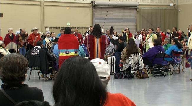 Tulsans Dance To The Beat Of 2015 At Sobriety Powwow