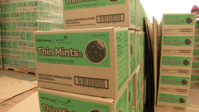 Eastern Oklahoma Girl Scouts Gear Up For Cookie Season