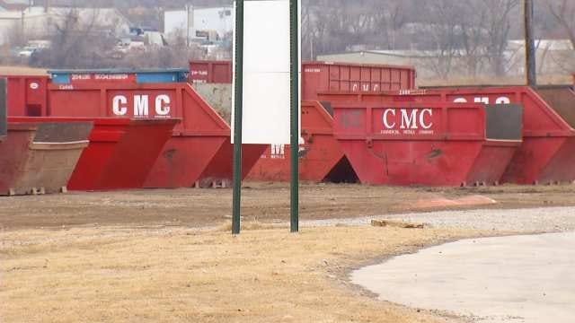 Neighbors Say They'll Sue Recycling Plant In East Tulsa