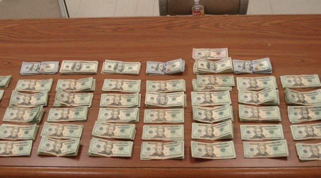 Police Bust Counterfeit Operation In Krebs
