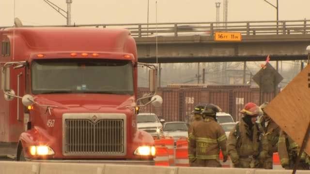 Sulfuric Acid Spill Snarls West Tulsa Morning Commute