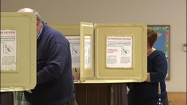 Tuesday Is Election Day In Oklahoma