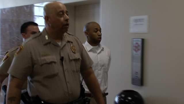 Tulsa Man Found Guilty In Hicks Park Murder Trial