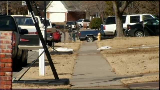 Car Backs Into 89-Year-Old Oklahoma Woman In Neighborhood