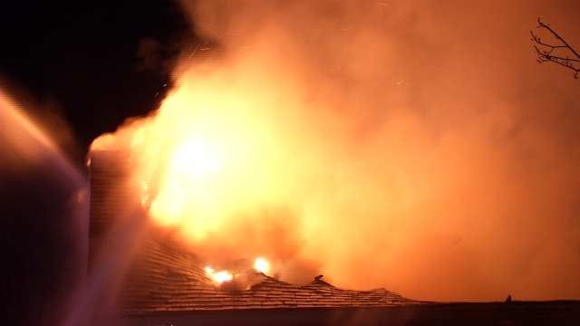 Investigation Underway After Fire Destroys Tulsa Office Building