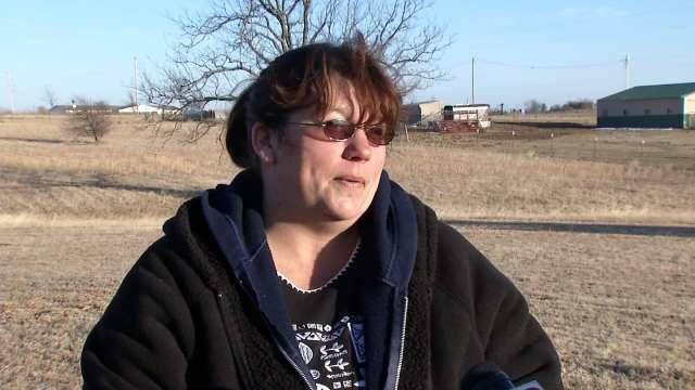 Mannford Family Has Heat Thanks To Propane Assistance Program