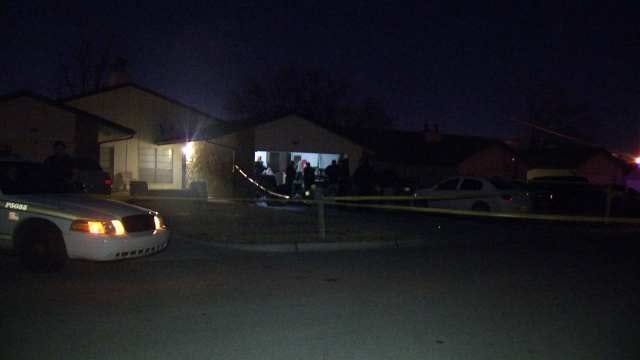 Police: Skateboard, Baseball Bat And Knife Used In Tulsa Man's Death