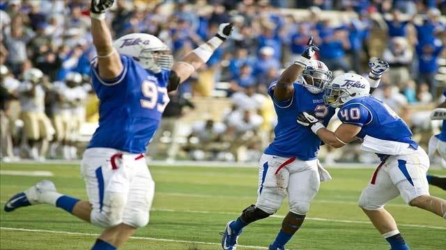 Tulsa Football Announces 2014 Opponents